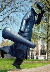 Some guy in Amsterdam who practises this way.